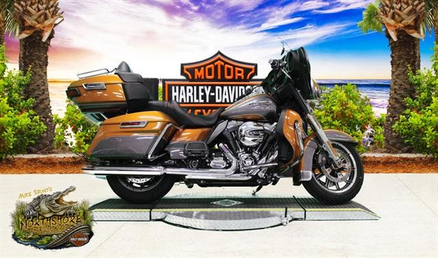 2016 Harley-Davidson Electra Glide Ultra Classic at Mike Bruno's Northshore Harley-Davidson