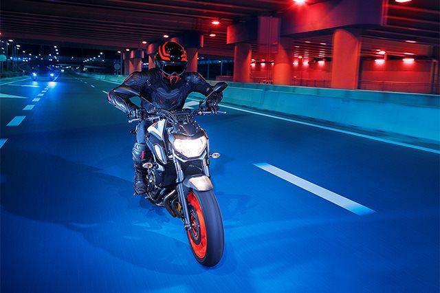 2019 Yamaha MT 07 at Wild West Motoplex