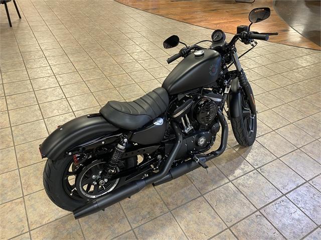 2021 Harley-Davidson Cruiser XL 883N Iron 883 at Bumpus H-D of Jackson