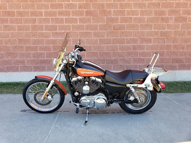 2008 Harley-Davidson Sportster 1200 Custom at Legacy Harley-Davidson