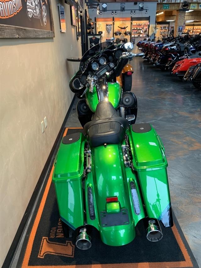 2011 Harley-Davidson Street Glide CVO at Vandervest Harley-Davidson, Green Bay, WI 54303