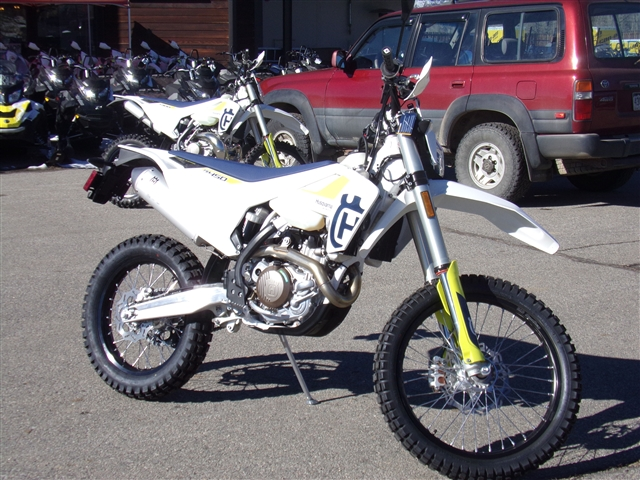2019 Husqvarna FE 450 $245/month at Power World Sports, Granby, CO 80446
