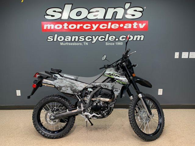 2019 Kawasaki KLX 250 at Sloan's Motorcycle, Murfreesboro, TN, 37129