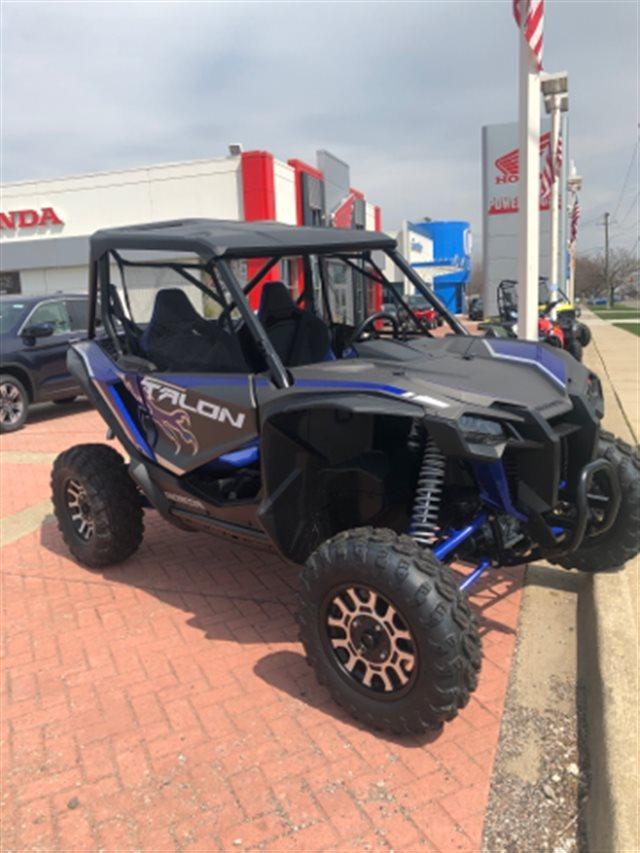 2019 HONDA TALON 1000X 1000X at Genthe Honda Powersports, Southgate, MI 48195