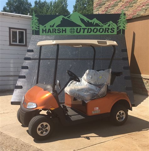 2017 E-Z-GO Freedom RXV Freedom RXV at Harsh Outdoors, Eaton, CO 80615