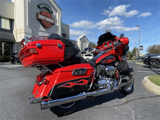 2010 Harley-Davidson Electra Glide CVO Ultra Classic at Southside Harley-Davidson