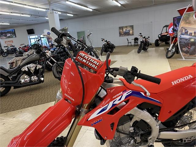 2022 Honda CRF 450R at Columbia Powersports Supercenter