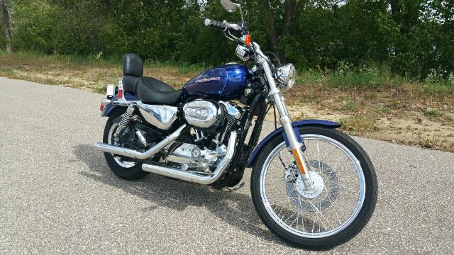 2006 Harley-Davidson Sportster 1200 Custom at Harley-Davidson® Shop of Winona, Winona, MN 55987