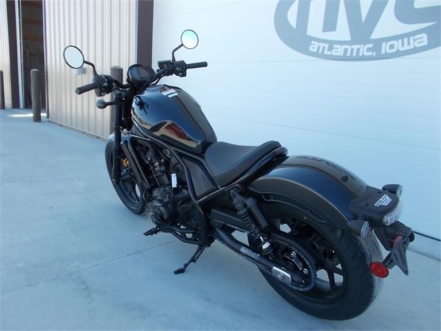 2021 Honda Rebel 1100 DCT at Nishna Valley Cycle, Atlantic, IA 50022