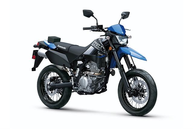 2021 Kawasaki KLX 300SM at Lynnwood Motoplex, Lynnwood, WA 98037