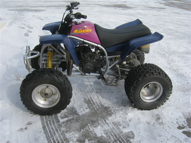 1996 Yamaha YFS200 Blaster Rebuilt Engine at Brenny's Motorcycle Clinic, Bettendorf, IA 52722