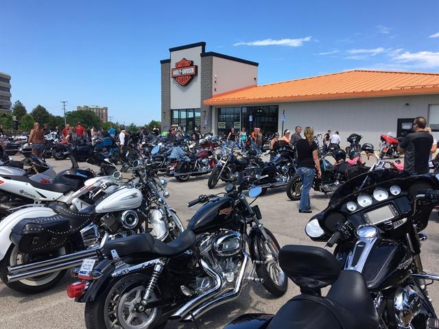 2018 Harley-Davidson Trike Tri Glide Ultra at Hot Rod Harley-Davidson
