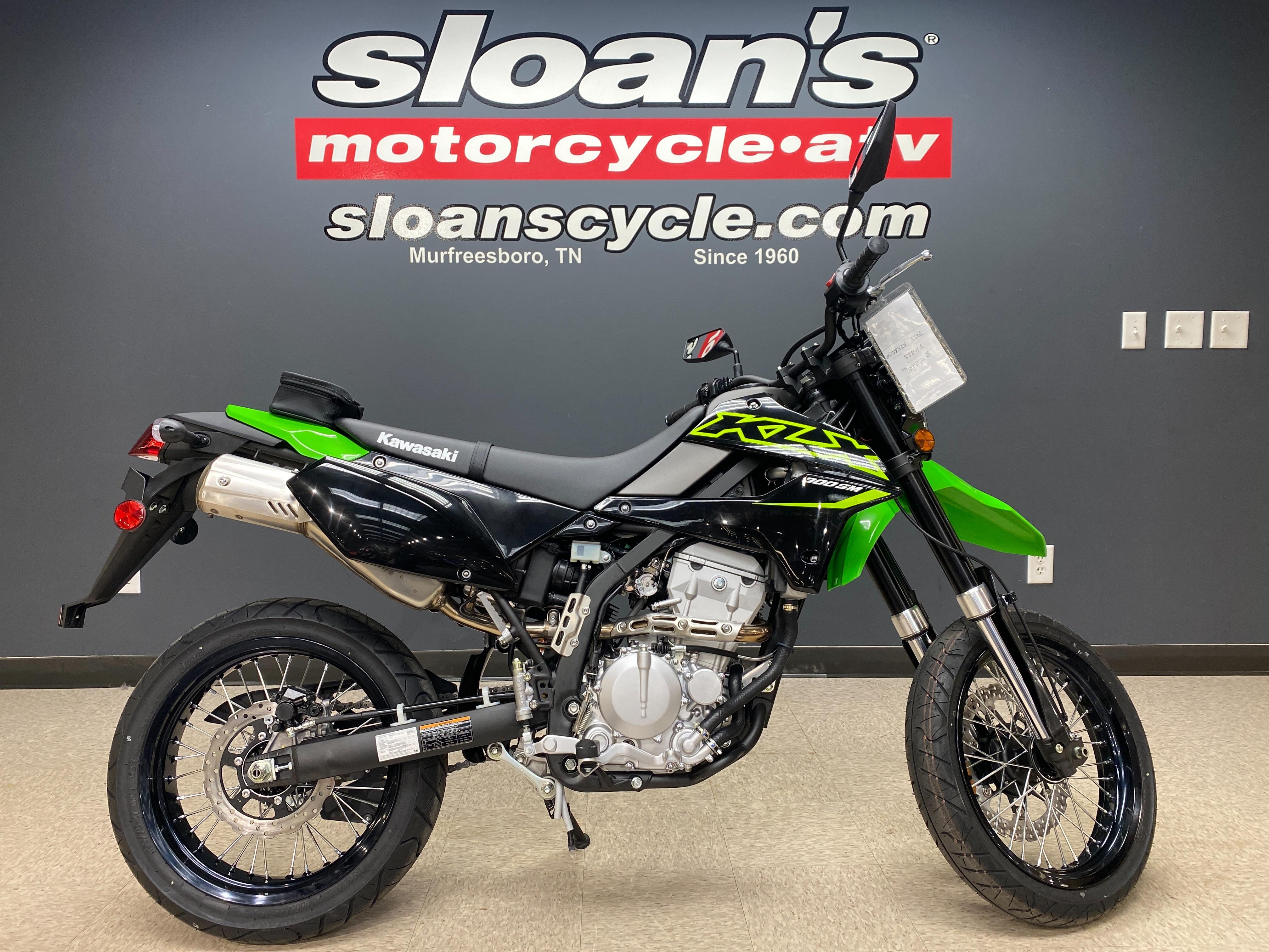 2022 Kawasaki KLX 300SM at Sloans Motorcycle ATV, Murfreesboro, TN, 37129