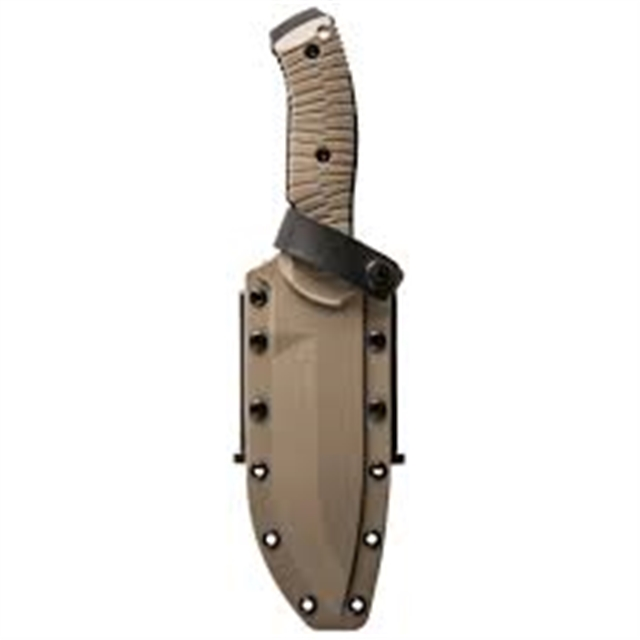 2018 511 Tactical CFK7 Camp And Field Knife Sandstone at Harsh Outdoors, Eaton, CO 80615