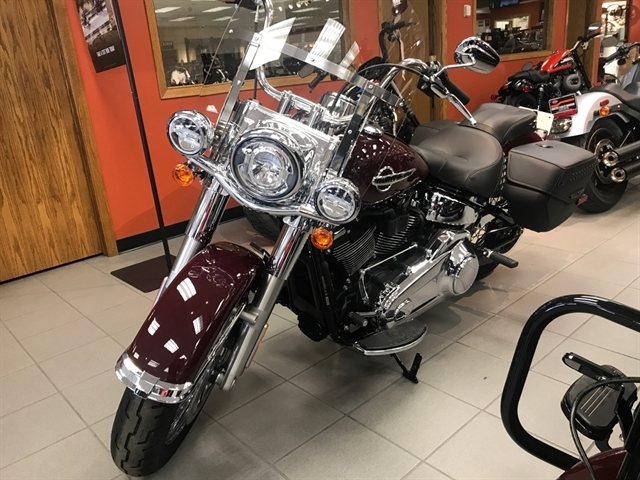 2020 Harley-Davidson Softail Heritage Classic at Rooster's Harley Davidson