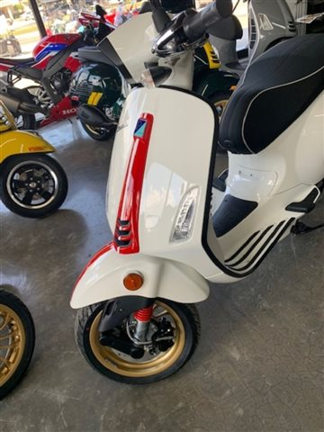 2021 Vespa SPRINT 150 RACING SIXTIES BIANCO 150 Racing Sixties at Powersports St. Augustine