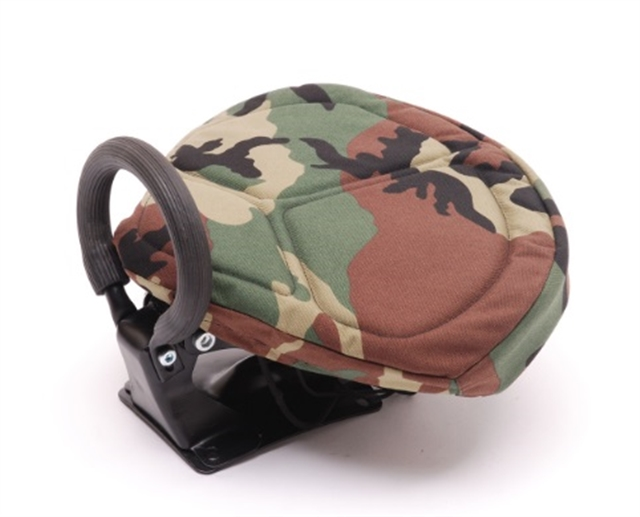 2019 URAL SEAT COVER FOREST CAMO at Randy's Cycle, Marengo, IL 60152