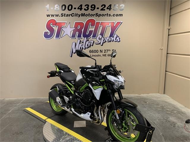2021 Kawasaki Z900 ABS at Star City Motor Sports