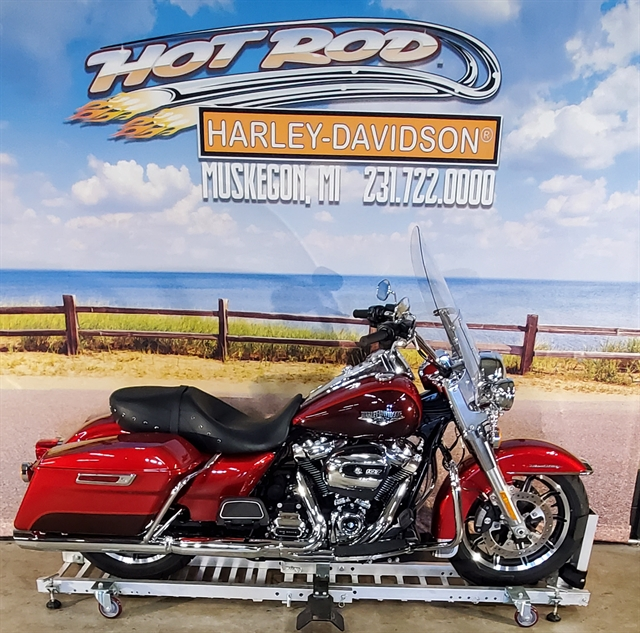 2019 Harley-Davidson Road King Base at Hot Rod Harley-Davidson