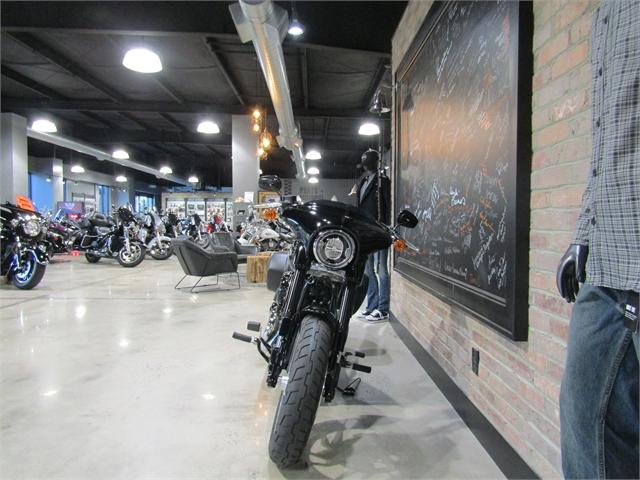 2019 Harley-Davidson Softail Sport Glide at Cox's Double Eagle Harley-Davidson