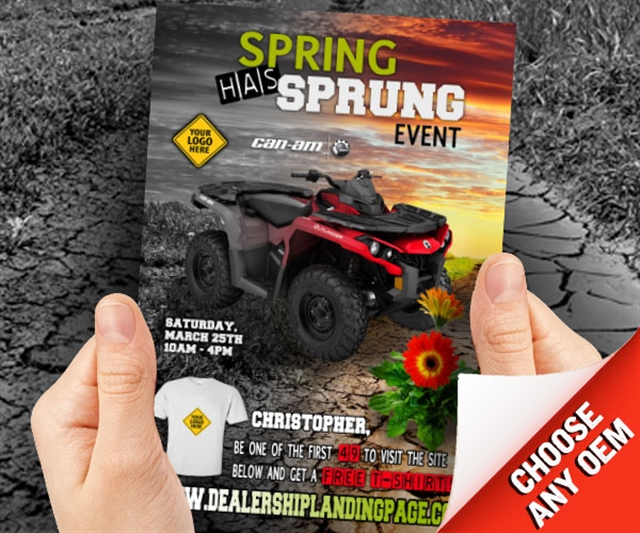 Spring has Sprung Powersports at PSM Marketing - Peachtree City, GA 30269