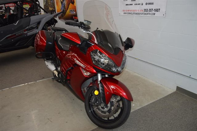 2014 Kawasaki Concours 14 ABS at Seminole PowerSports North, Eustis, FL 32726