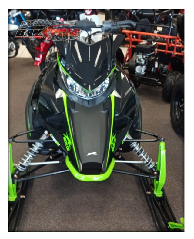2019 Arctic Cat ZR8000 SP 129 at Bay Cycle Sales