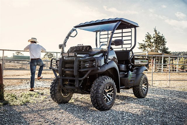 2018 Kawasaki Mule SX 4x4 XC SE at ATVs and More