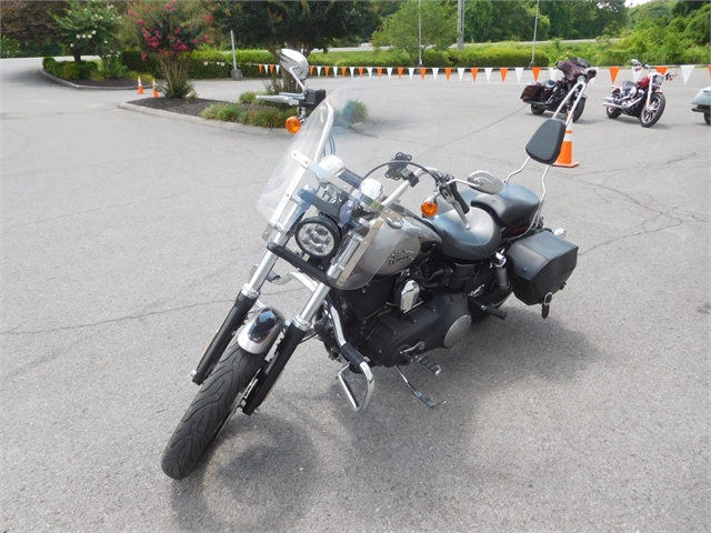 2016 Harley-Davidson Dyna Street Bob at Bumpus H-D of Murfreesboro