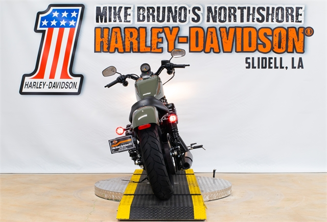 2021 Harley-Davidson XL883N at Mike Bruno's Northshore Harley-Davidson