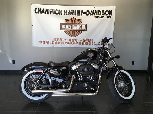 2013 Harley-Davidson Sportster Forty-Eight at Champion Harley-Davidson