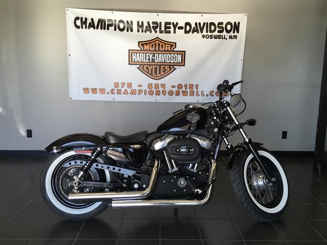 2013 Harley-Davidson Sportster Forty-Eight at Champion Harley-Davidson