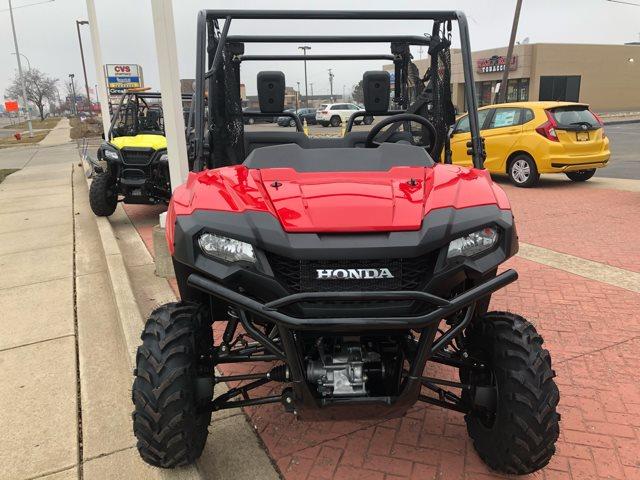 2018 HONDA PIONEER 700 4-SEAT Base at Genthe Honda Powersports, Southgate, MI 48195