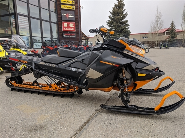 2020 Ski-Doo Summit X with Expert Package 850 E-TEC at Power World Sports, Granby, CO 80446