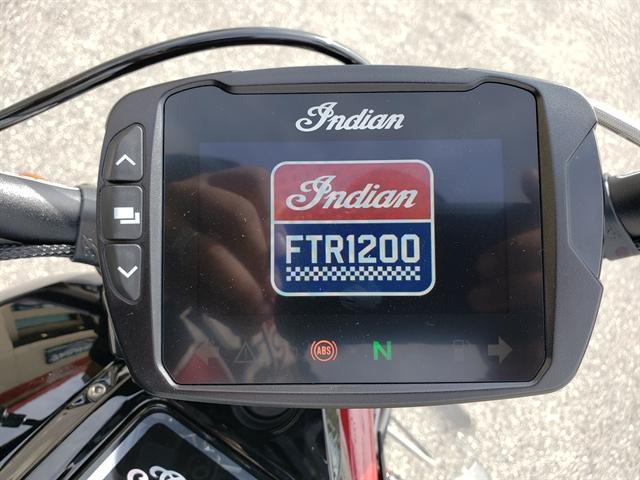 2019 Indian FTR 1200 S at Fort Lauderdale