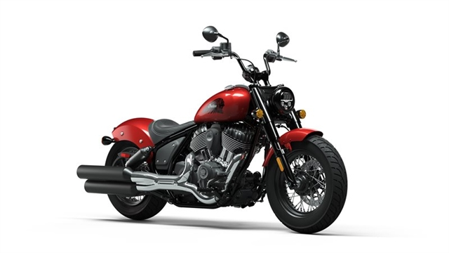 2022 Indian Chief Bobber at Fort Myers