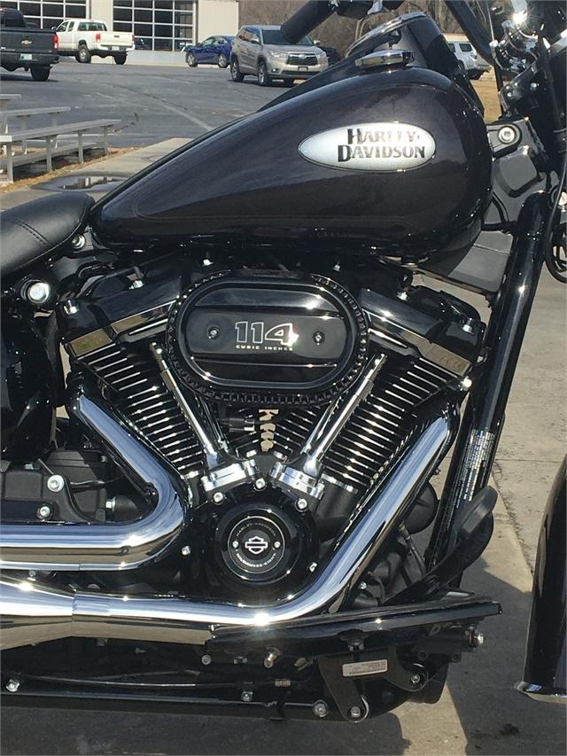 2021 Harley-Davidson Touring FLHCS Heritage Classic 114 at Harley-Davidson of Asheville