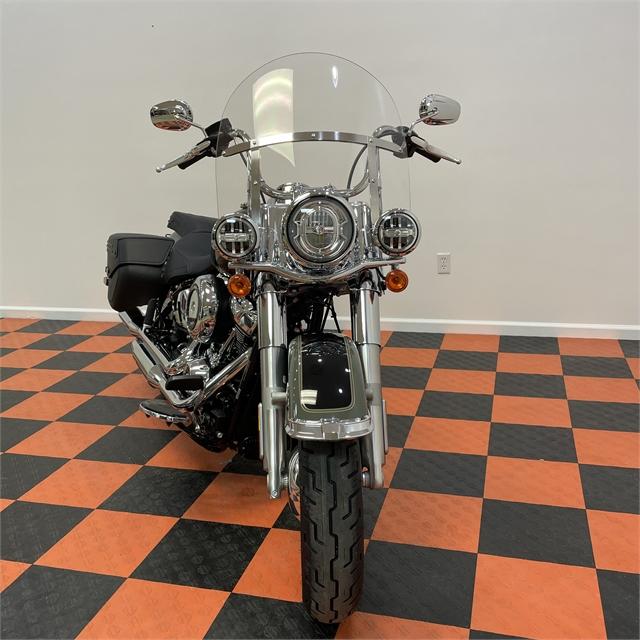 2021 Harley-Davidson Touring Heritage Classic at Harley-Davidson of Indianapolis