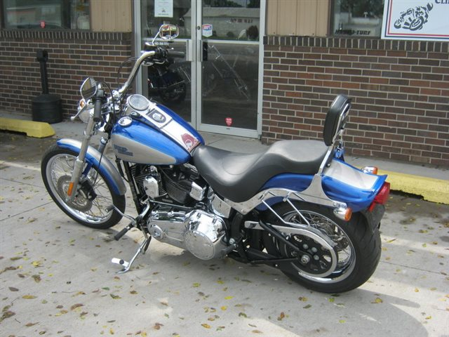 2009 Harley-Davidson FXSTC - Softail Custom at Brenny's Motorcycle Clinic, Bettendorf, IA 52722