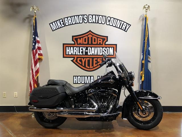 2020 Harley-Davidson Touring Heritage Classic 114 at Mike Bruno's Bayou Country Harley-Davidson