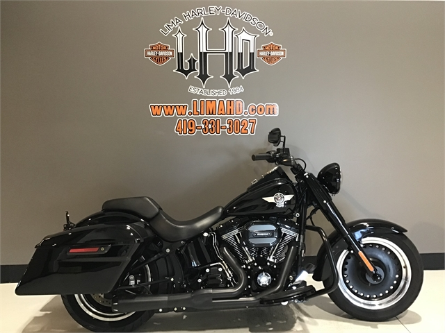 2016 Harley-Davidson S-Series Fat Boy at Lima Harley-Davidson