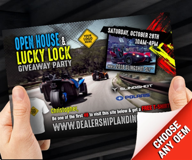 2018 ANYTIME Open House Powersports at PSM Marketing - Peachtree City, GA 30269
