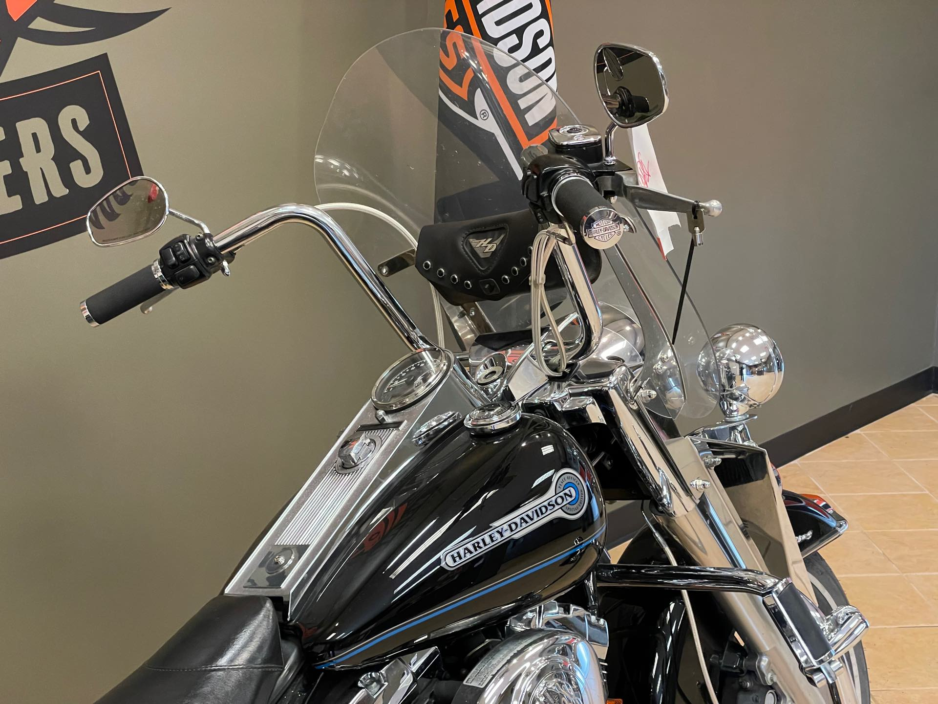 2006 HARLEY-DAVIDSON FLHRI at Loess Hills Harley-Davidson