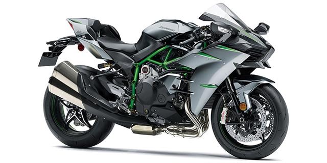 2021 Kawasaki Ninja H2 Carbon at Hebeler Sales & Service, Lockport, NY 14094