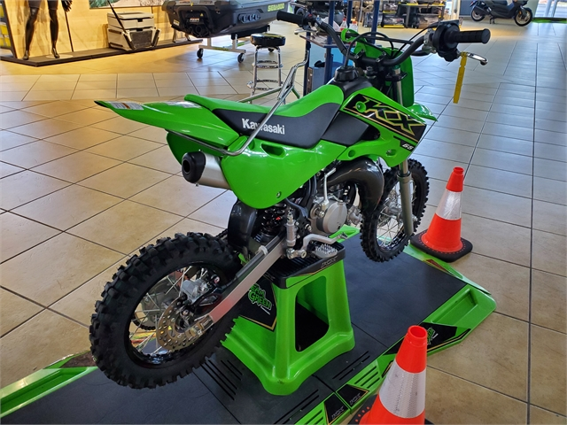 2021 Kawasaki KX 65 at Sun Sports Cycle & Watercraft, Inc.
