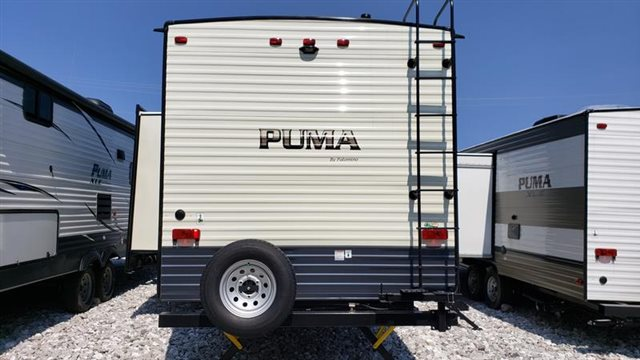 2019 Palomino Puma 28RBQS at Youngblood Powersports RV Sales and Service