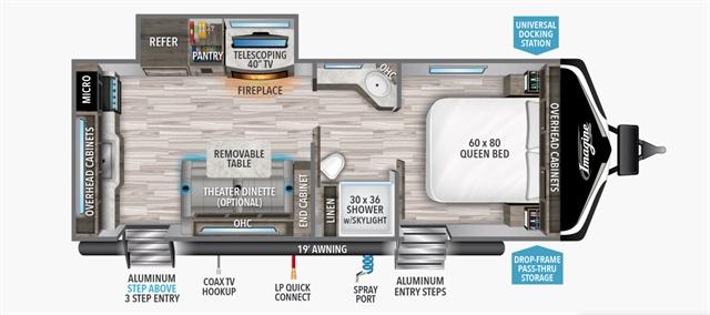 2021 Grand Design Imagine 2250RK at Youngblood RV & Powersports Springfield Missouri - Ozark MO
