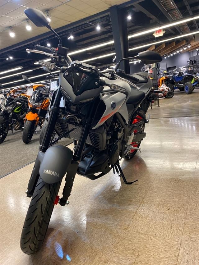 2020 Yamaha MT 03 at Sloans Motorcycle ATV, Murfreesboro, TN, 37129