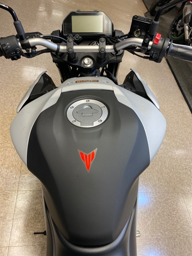 2020 Yamaha MT 03 at Sloans Motorcycle ATV, Murfreesboro, TN, 37129