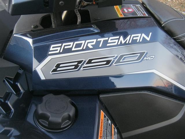2020 Polaris Sportsman 850 Premium at Brenny's Motorcycle Clinic, Bettendorf, IA 52722